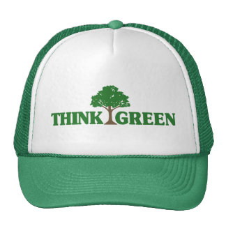 Think Green Cap