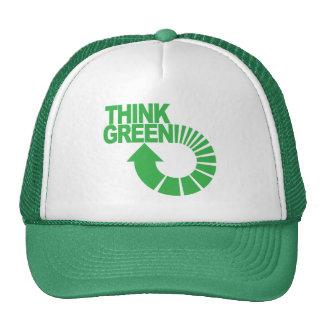 think green cap