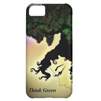 Think Green iPhone 5C Case