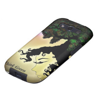 Think Green Galaxy SIII Cover