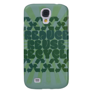 Think Green Galaxy S4 Case