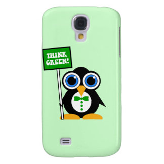 think green samsung galaxy s4 cases