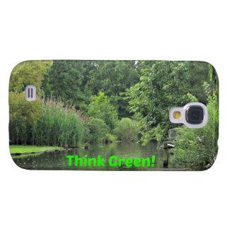 Think Green HTC Vivid / Raider 4G Cover