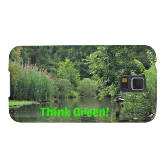 Think Green! Galaxy S5 Cover