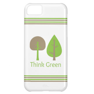 Think Green Case For iPhone 5C