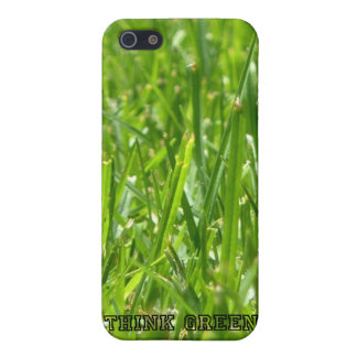 Think Green Case for iPhone 4