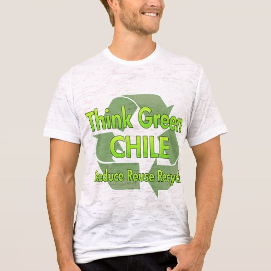 Think Green Chile T-Shirt