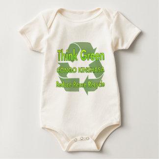 Think Green Congo Kinshasa Romper
