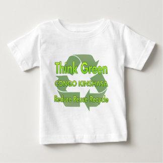 Think Green Congo Kinshasa Tees