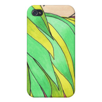 Think Green Diva iPhone Case Cases For iPhone 4
