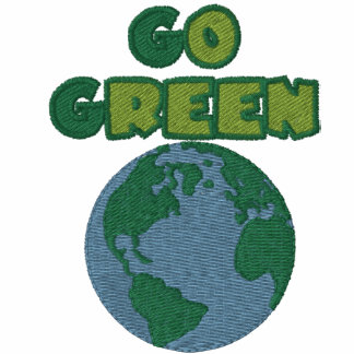 Think Green Earth Polo Shirts