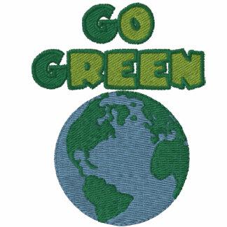 Think Green Earth Polo Shirt