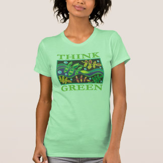 Think Green Environmental T-shirt