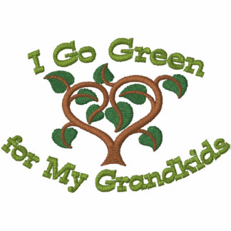 Think Green for Grandkids Polo