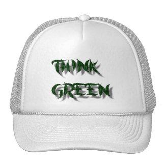 THINK GREEN-HAT