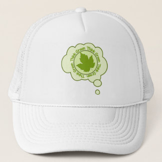 Think Green hat - choose color