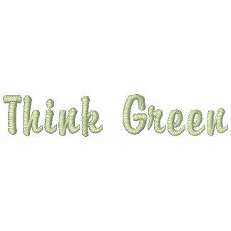 Think Green Hoody