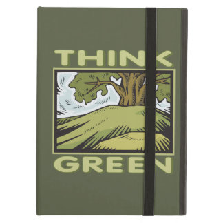 Think Green iPad Covers