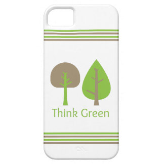 Think Green iPhone 5 Cases