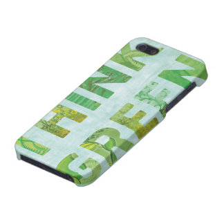 Think Green Covers For iPhone 5