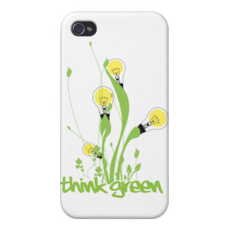 Think green cover for iPhone 4