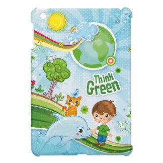 Think Green Kids iPad Mini Covers