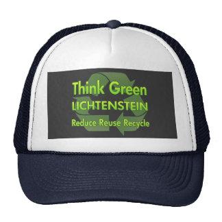 Think Green Lichtenstein Trucker Hat