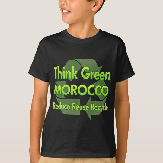 Think Green Morocco T-Shirt
