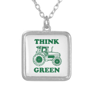 Think Green Necklaces
