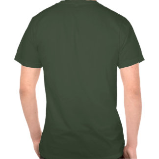 Think Green Oak Tree Tshirt