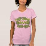 Think Green Oman Shirts