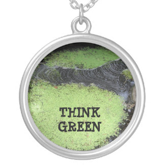 Think Green Pond Necklace