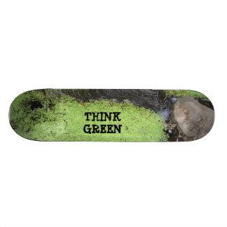Think Green Pond Skateboard