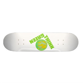 Think_Green Skate Decks