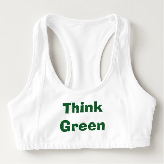 Think Green Sports Bra