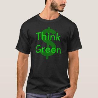 Think Green $ T-Shirt