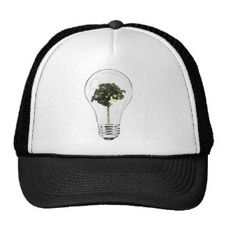 Think Green Think Smart Cap