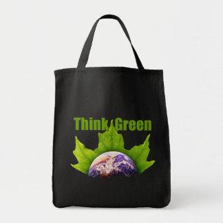 Think Green totebag