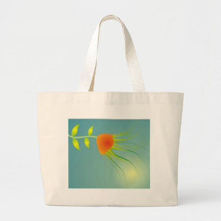 Think Green - Zen - Reycle Jumbo Tote Bag