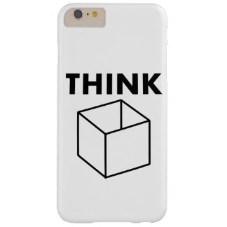 think in the box barely there iPhone 6 plus case