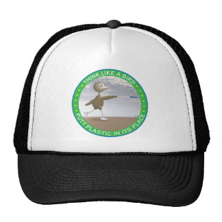 Think Like A Bird Cap