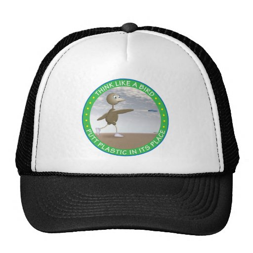 Think Like A Bird Hats
