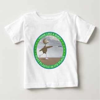 Think Like A Bird Tshirts
