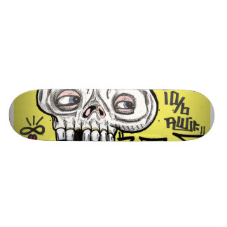 Think On Your Feet Skate Boards