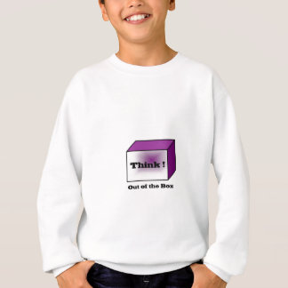 Think out of the Box Sweatshirt