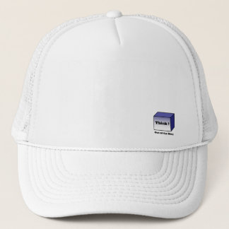 Think out of the Box Trucker Hat