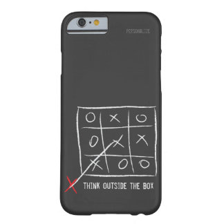 Think Outside the Box iPhone 6 Case