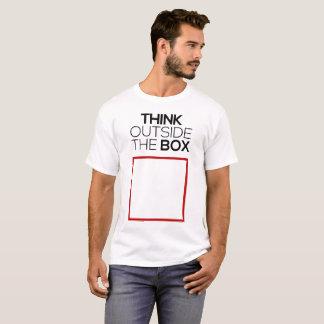 Think outside the box - millionaire mindset T-Shirt