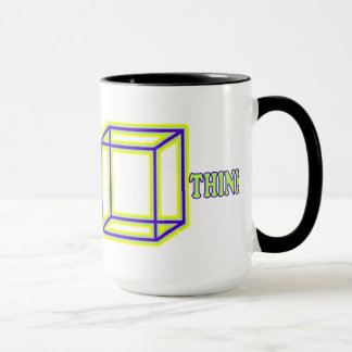 Think Outside the Box! Mug