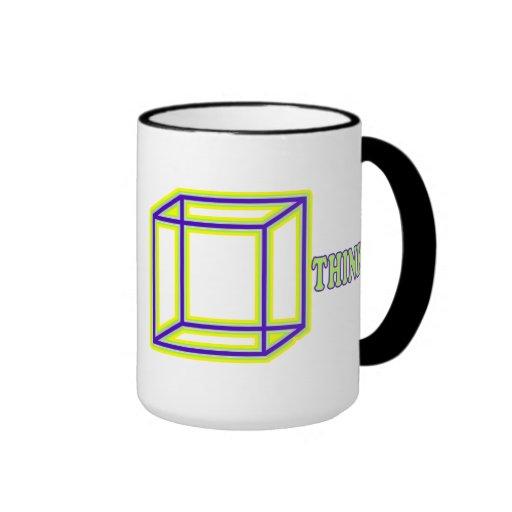 Think Outside the Box! Mug